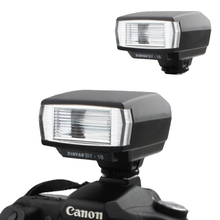 Universal Hot Shoe DSLR/SLR Camera Electronic Flash with PC Sync Port for Canon / Nikon