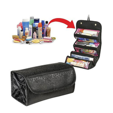 Cute Portable Travel Bag Organization Women's Beauty cosmetic Make up Storage  Wash Bags Handbag Pouch Accessories Toiletry Bags
