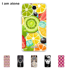 For Alcatel Pixi 4 (5) 3G 5010D 5.0 inch Soft TPU Silicone Cellphone Case Color Paint Protective DIY Cover Free Shipping
