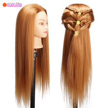 Mannequin Head Hairstyles Tete A Coiffer Professionnelle Livraison Graduit Hair Styling Mannequin Heads Barbie Doll Head Hair