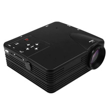 Mini Projector TV Home LED Projector Support Full Hd 1080p Video Media Player LCD 3D