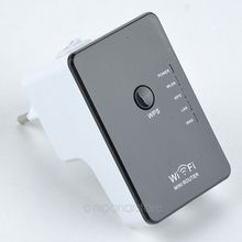 RV77 MINI wireless router WIFI repeater range extender DSL broadband N router access point MIMO technology(China)