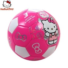 Hello Kitty Size 3# Children Football Child Soccer Kid Soccer Ball Outdoot Sport Fun Family Game HAB20242-KT(China)