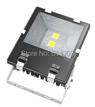 LED Garage Billboard  outdoor flood light 100w  Ip65  high brightness with newest heat pipe design free shipping