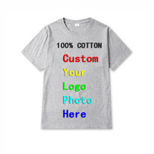 2017 New Design Custom Printed Logo Photo Personalized T-Shirts Tees Mens T Shirt Tee Shirt  Advertising Tops Clothes Summer