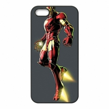 Phone Cover Case silver ironman body armor For Galaxy Core 4G Alpha Mega 2 6.3 Grand Prime S Advanced S6 edge Ace Nxt Plus