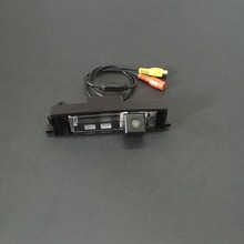 CCD Car Rear View Camera For Toyota RAV4 2009 2010 2011 2012 Chery Tiggo Rely X5 A3 / License Plate Light OEM / Night Vision