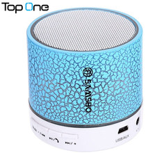 SAMSBO A9 Wireless Bluetooth Speaker Mini Column Support Music FM Radio Micro SD Card Built-in Microphone for Mobile Phone PC(China)