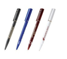 Hotel plastic promotional ballpoint pen,cheap advertising ballpoint pen,hotel fountain ball pen print logo