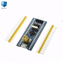 1pcs STM32F103C8T6 ARM STM32 Minimum System Development Board Module For arduino(China)