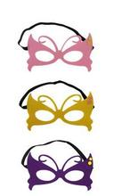 3 PCS kids Butterfly masks for party mask animal cosplay Christmas costume mask birthday school concert