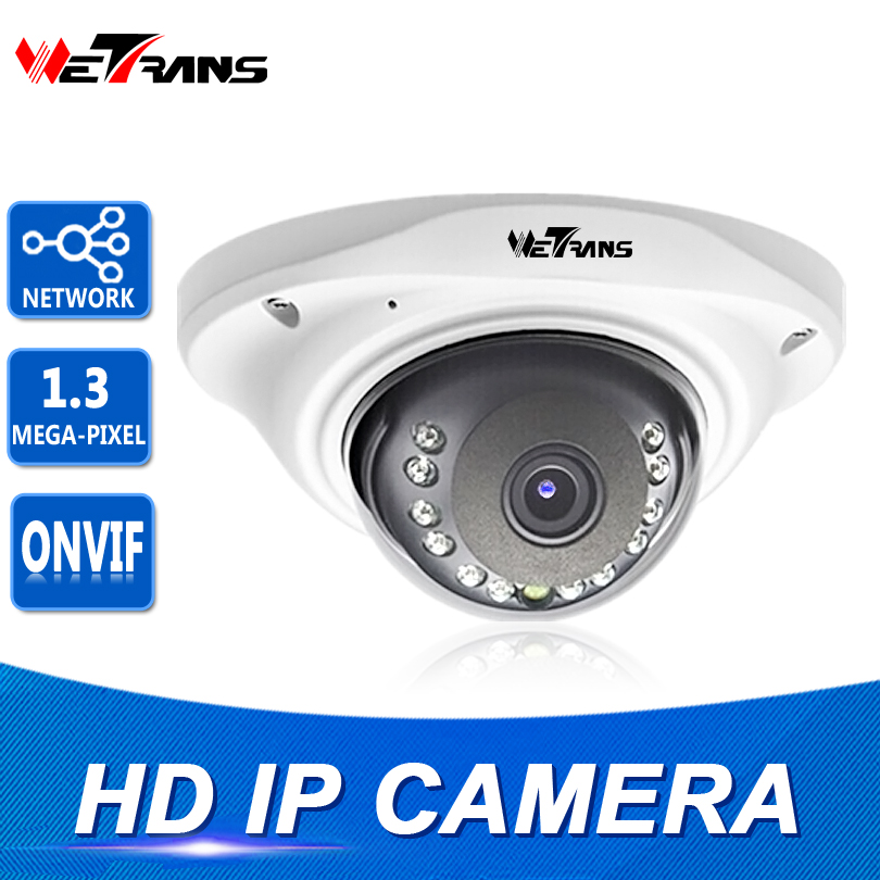 CCTV IP Camera Dome Indoor P2P H.264 Onvif 3.6mm Lens Vandal Proof 15m IR Night Vision 720P HD 960P Home Security IP POE Camera <br>