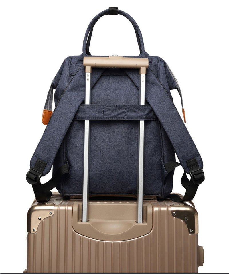 Diaper Bags-Maternity-Nappy Bags-Travel Backpack