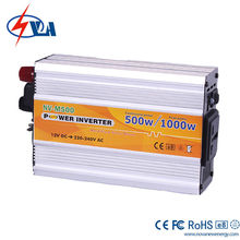 NV-M500 DC 12V TO AC 110V Car Power Inverter 500W Solar Inverter Off Grid Variateur De Frequence China Frequency Inverter