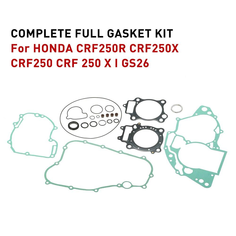 FITS HONDA CRF250R CRF250 R 2004 2005 2006 2007 2008 2009 STATOR COVER GASKET