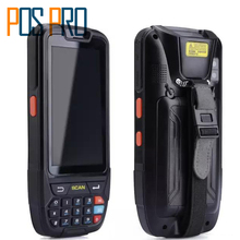 PDA Multi functions Wireless POS Terminal WIFI Bluetooth 1D 2D QR scanner GPS NFC UHF RFID(1-2M) POS Handheld Terminal(China)