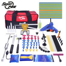 Super PDR tools Car Dent Removal Hand Tool kit Paintless Dent Repair Tools Set send from Spain /Russian /China fast shipping(China)