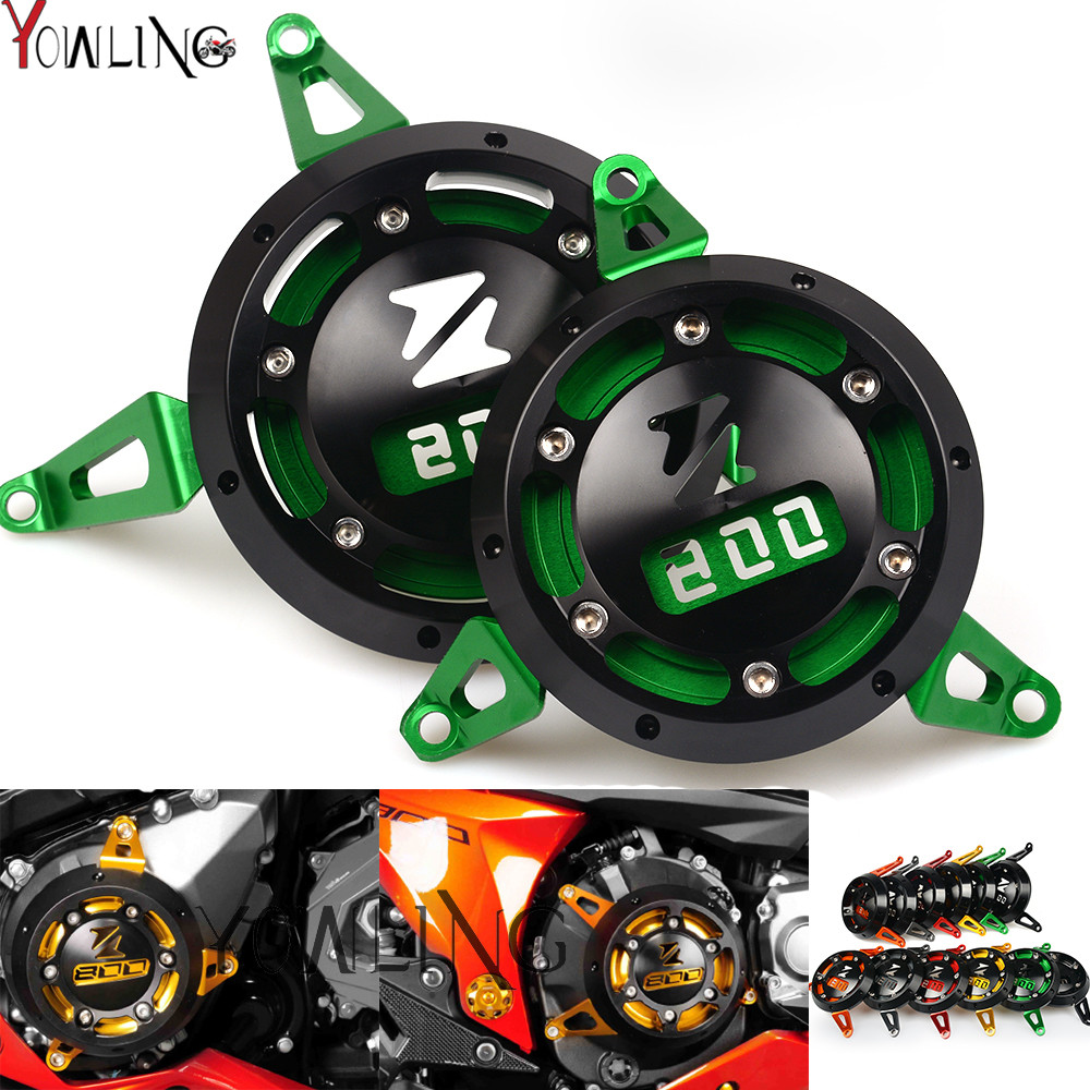 For KAWASAKI Z800 Z 800 2013-2017 GOOD Motorcycle Engine Stator Cover CNC Engine Protective Cover Left & Right Side Protector