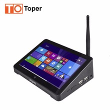 "New Pipo 7"" Windows 10 TV BOX 1280X800 Intel Z3735F 1.83GHz Quad Core 2GB/32G Bluetooth 4.0 Computer PK PIPO X8 HDD Player"