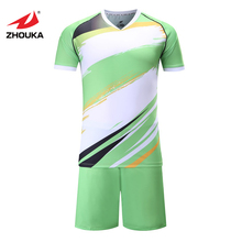 mix color trips soccer jerseys uniform,do your own design sublimation football clothing