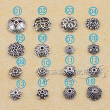 20pc/lot Bead cap, beads, septa, necklaces and bracelet accessories free shipping(China)