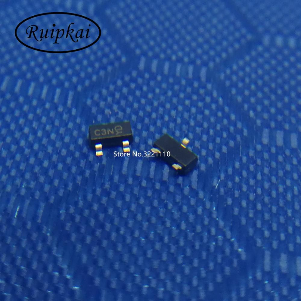 MMBT3906 x5 pcs 2A transistor SMD  SOT-23