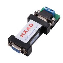 For HEXIN RS232 to RS485 Passive Interface Converter Adapter Data Communication connector adpater(China)