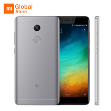"Original Xiaomi Redmi Note 4X 3GB RAM 32GB ROM Mobile Phone Snapdragon 625 Octa Core 5.5"" FHD 4100mAh Fingerprint ID Global ROM(China)"