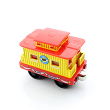 Thomas and friends trains diecast tank engine tomas metal magnetic railway models caboose trains durable play cars toys for kids