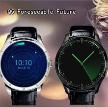 New smart watch mtk6580 Q5 android 5.1 os 512MB+8GB Bluetooth 4.0 WIFI 3G SIM Card Support Smartwatch GPS FOR IOS/andriod PK S99