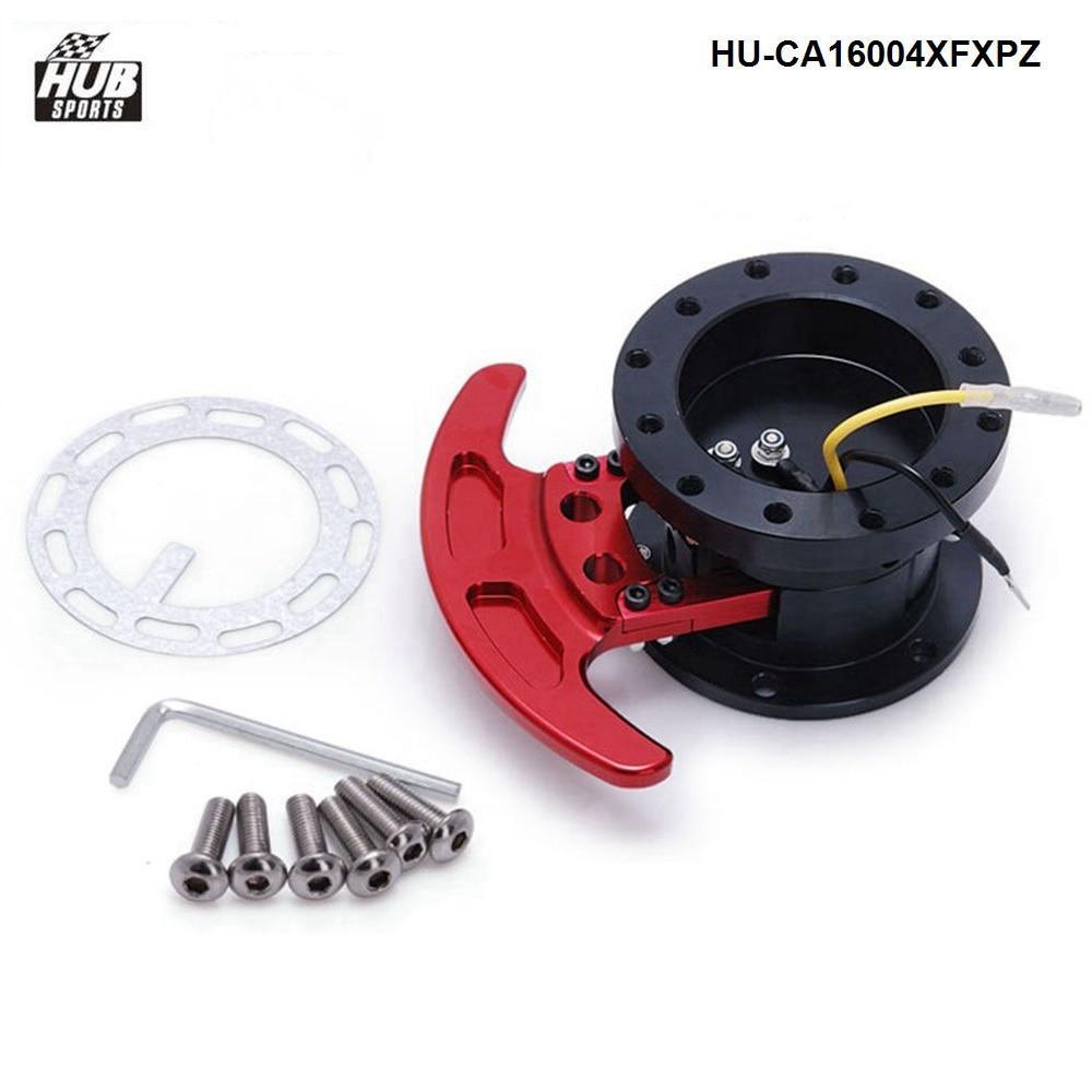 Universal Car Styling Steering Wheel Hub Quick Release HU-CA16004XFXPZ