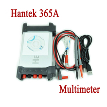 Hantek 365A Data Logger Recorder PC USB Tecrep Voltmeter Ammeter Temperature Tester Digital Multimetro Diagnostic-tool(China)