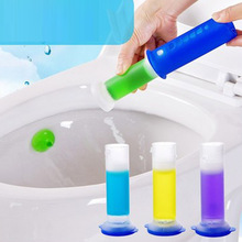 Toilet Cleaner Gel Beans Fragrance Sterilization Needle Type Anti-Bacterial Deodorant Detergents Bleaching