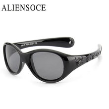 New Infant Baby TAC Polarized Kids Sunglasses Child Safety Coating Glasses Fashion Outdoor Sport Goggles Shades oculos(China)