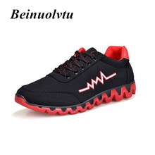 Super Light Sneakers Men Sport shoes Breathable Jogging Athletic shoes Flat Running shoes 2017