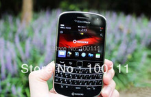 & Original blackberry 9900,unlocked 3g smartphone,QWERTY russian keyboard +touch 2.8inch,WiFi,GPS,5.0MP camera ,free shinpping