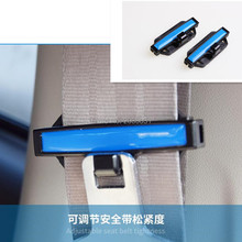 Hot new Car Safety Seat Belt Buckle Clip dodge charger jeep renegade honda civic 2017 jeep cherokee limetid 2014 2016 bmw x5