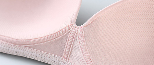 Lace Bra Set Wire Free Underwear Set Women Heart Pattern Lingerie Sets A B C 3/4 Cup Bralette Bra Sets Back Two Rows Underwear 15