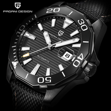 PAGANI DESIGN New Arrival Men's Mechanical Watches Classic Diving Series Waterproof Brand Luxury Watch Men Relogio Masculino