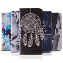 Fashion Patterns Flip Cover for 4S iPhone Case 4 5 5S SE 6 6S S 7 Plus for PU Leather Silicon Wallet Case for Coque iPhone 6