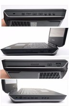 Laptop Dustproof Black Silicone cover plug guard For 2014 release Alienware 18 17 14(China)