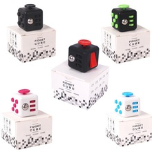 Buy 2017 New 3.3cm Magic Fidget Cube Puzzle Antistress Anxiety Relieves Game Toys Adults Children for $4.99 in AliExpress store