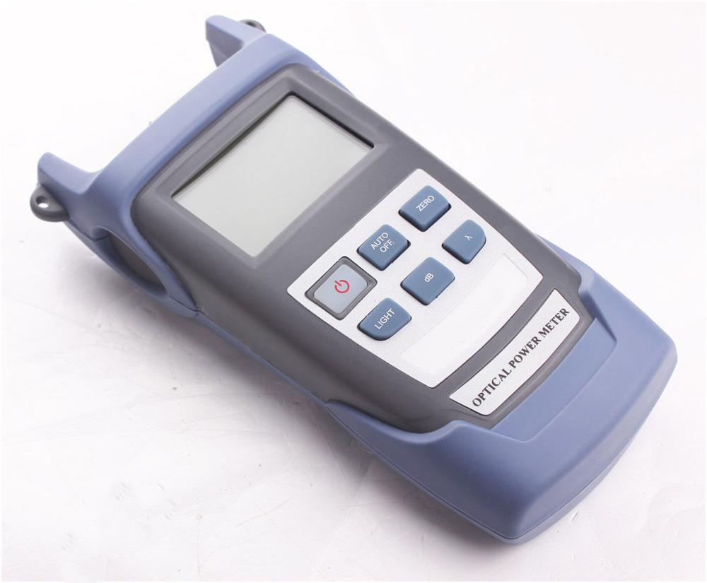 LCD Optical Power Meter Tester Fiber Optic ftth -50~+26 RY3200B