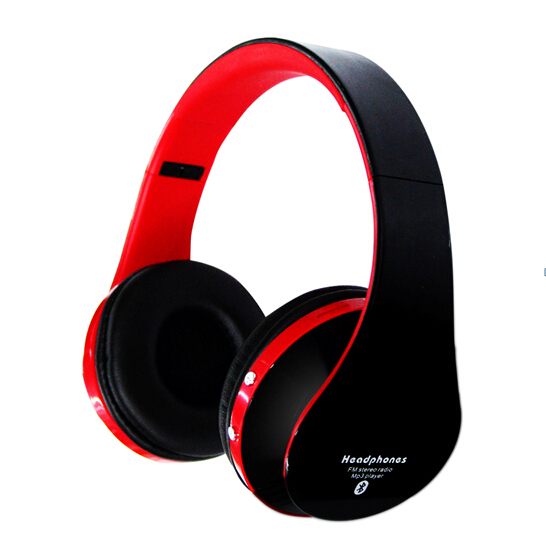 Desxz EB203 Wireless Stereo Music Bluetooth Headphone Headset Stereo Sound Noise Canceling  With Mic FM TF Card Slot for phone<br><br>Aliexpress