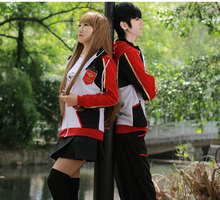 Coser Anime China Glory Role Cosplay Costumes Clothes Coat & T-shirt & Pants National Team YE XIU Men Sport Uniform Suit