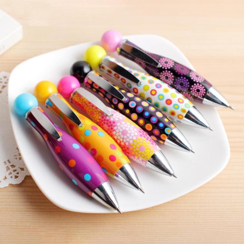 Coohole Mosaic Pens Cute Point Drill Pen Embroidery Accessories Diamond Painting Tools Writing Note Taking Calendar Agenda Coloring Art Office Supplies