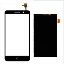 For Alcatel One Touch Pixi 3 5.0 3G 5015 5015A 5015D 5015E 5015X Black White Touch Screen+LCD Display Touch Panel Digiziter
