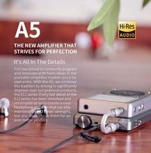 Portable font b Headphone b font Amplifier Fiio A5 Dac Amp Lossless For Mp3 Player Phone