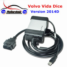 For Volvo Dice Supports Multi-language For Volvo Vida Dice 2014D Special For Volvo Diagnostic Scanner Tool