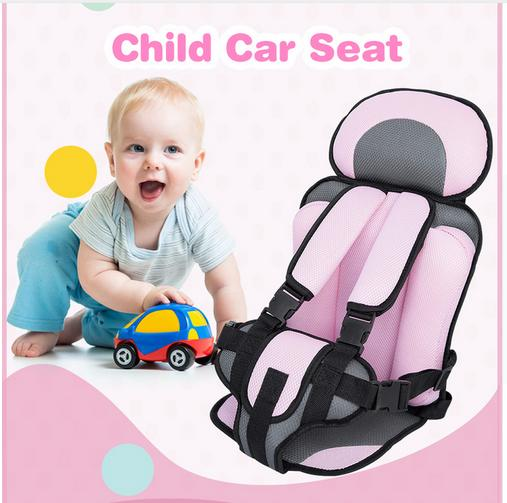 Infant Safe Seat Portable Baby Safety Seat Children's Chairs Updated Version Thickening Sponge Kids Car Seats Children Car Seat(China (Mainland))